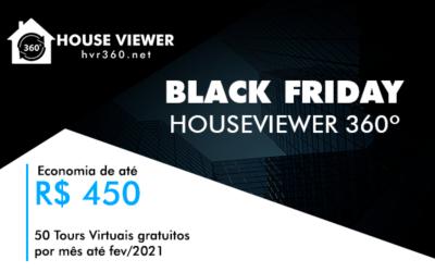 [Black Friday House Viewer 360º] Economia de até R$ 450