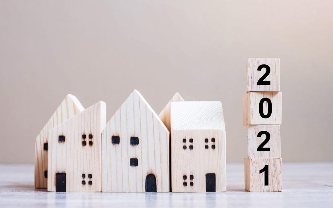 As principais tendências do mercado imobiliário para 2021
